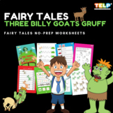 FAIRY TALES: The Three Billy Goats Gruff