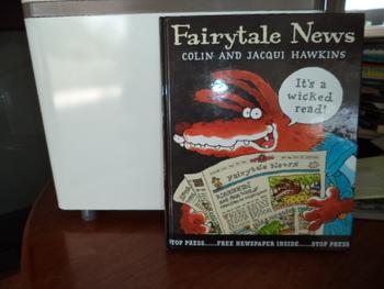 FAIRYTALE NEWS   ISBN0-7636--2166-8