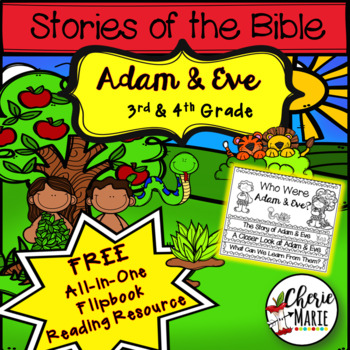 FAITH-BASED FREEBIE: Stories of the Bible- Adam and Eve Do