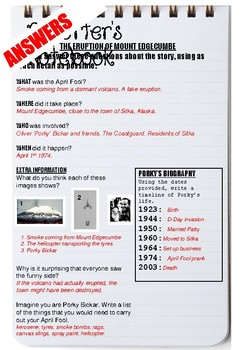 FAKE NEWS:April Fool! Reading activity on the hoax volcanic eruption in Alaska