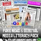 FAKE NEWS & Digital Media Literacy Unit