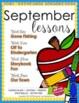 FALL 12 LESSON PLANS Bundle [SEPTEMBER ~ OCTOBER ~ NOVEMBER] Series 3