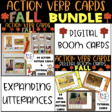 FALL ACTION VERBS PICTURE CARDS (REAL PICTURES) - EXPANDIN