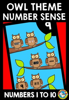 FALL ACTIVITIES: OWLS KINDERGARTEN CENTER: FALL NUMBER SEN