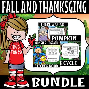 FALL AND THANKSGIVING BUNDLE(50% off for 48 hours)