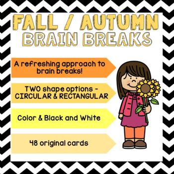 FALL/AUTUMN Brain Breaks [Brain Gym]