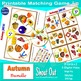 FALL AUTUMN SHOUT OUT; vocabulary; Spot the Match Game; 2