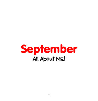 FALL Activities : All About Me: Monthly Thematic Unit