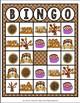 FALL BINGO COUNTING GAME