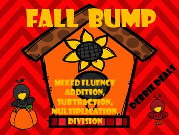 FALL BUMP MIXED FLUENCY