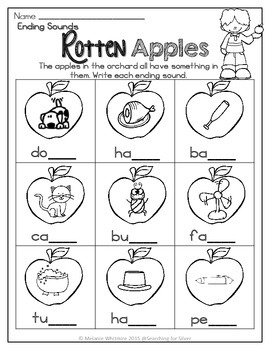 FALL Bundle {Kindergarten}