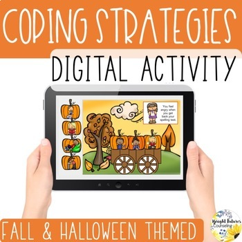 FALL Coping Strategies Digital Activity