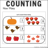 FALL Counting How Many