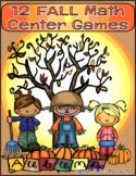 FALL MATH CENTER GAMES