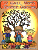FALL MATH CENTER GAMES