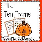 Fill a Ten Frame