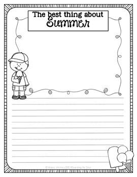 Summer Seasonal Sampler {Updated Each Season!}