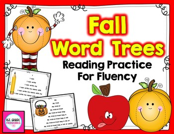 FALL  Fluency Word Trees