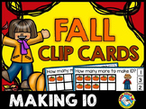 FALL ACTIVITIES KINDERGARTEN (PUMPKINS MATH CENTER)