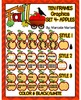 FALL MATH CLIPART GRAPHICS-FALL TEN FRAMES BUNDLE PACK- CO