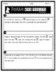 FALL MATH NO PREP PRINTABLES (Number and Operations FRACTIONS)