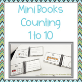 FALL MINI BOOKS COUNTING 1 TO 10 WITH TEN FRAMES