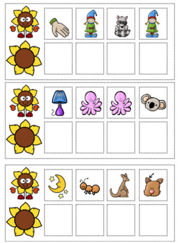 FALL MONSTERS FUN - 6 Primary Centers