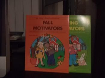 FALL MOTIVATORS     K-3          (SET OF 2)