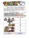 FALL-Multi Goal Worksheets! Sequencing, Artic., WH?, & Unexpected/Expected