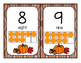 FALL Number Posters FREE