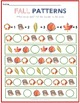 FALL Pattern Cards
