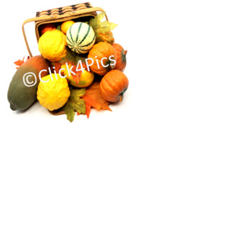 FALL Pumpkins and Gourds Styled Images for Commercial Use