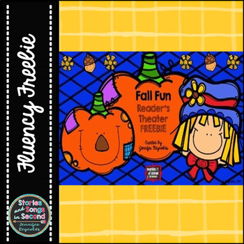 Fall Reader's Theater Freebie--Poetry and Puppets