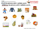 FALL Write the Room Fall Literacy Activities and Worksheets
