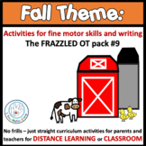 FALL THEMED Special Education or Occupational Therapy Fine