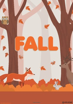 FALL UNIT - TODDLER CURRICULUM
