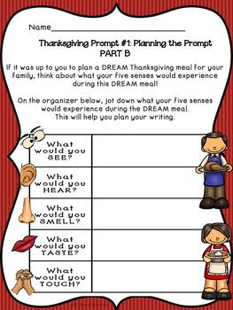 FALL WRITING BUNDLE--Back to School--Columbus Day--Halloween--Thanksgiving