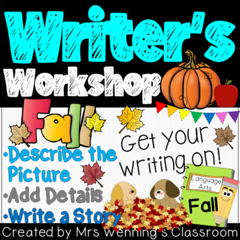 FALL Writer's Workshop - Differentiated!