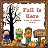 FALL/THANKSGIVING-BUNDLE KIT: Music Room Activities/Songs/Lessons - PPT ED.