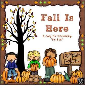 FALL/THANKSGIVING-BUNDLE KIT:Music Room Activities/Songs/L