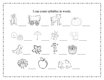 FALLing Leaves, Pumpkins and Scarecrows