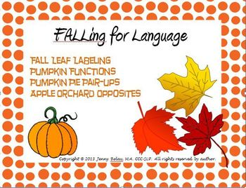 FALLing for Language- Labeling, Object Function, Synonyms,