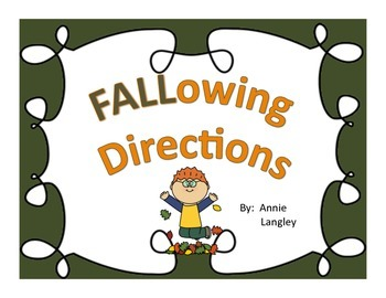 FALLowing Directions