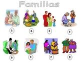 FAMILIAS - Reading Comprehension