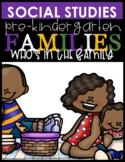 THEME ACTIVITY FAMILIES: