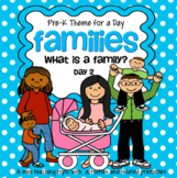 FAMILIES 2 - Theme Centers and Activities for Preschool and Pre-K