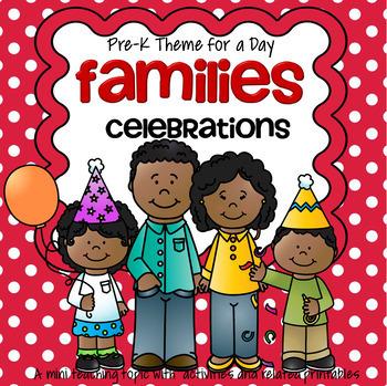 FAMILIES and CELEBRATIONS Preschool