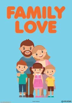 FAMILY LOVE - TODDLER CURRICULUM