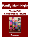 FAMILY MATH NIGHT:  Totem Pole