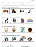 FAMILY UNIT TEST (SPANISH)